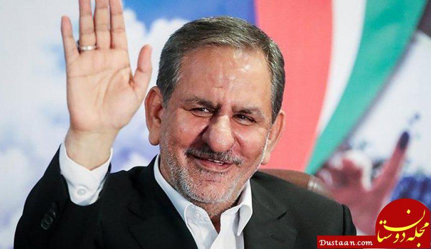 www.dustaan.com جهانگیری: اگر ملت ایران با هم متحد باشند، آمریکا سر عقل مى آید
