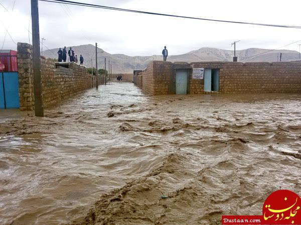 www.dustaan.com هواشناسی نسبت به وقوع سیلاب ها هشدار داد