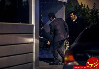 www.dustaan.com صندوق های سیاهی که وارد کنسولگری عربستان شدند! +عکس