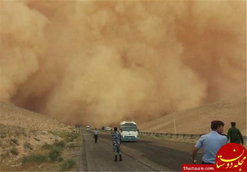 www.dustaan.com آخرین آمار مصدومان طوفان در خوزستان و ایلام