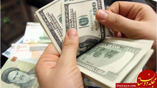 www.dustaan.com کشف چندین هزار دلار تقلبی در دهلران