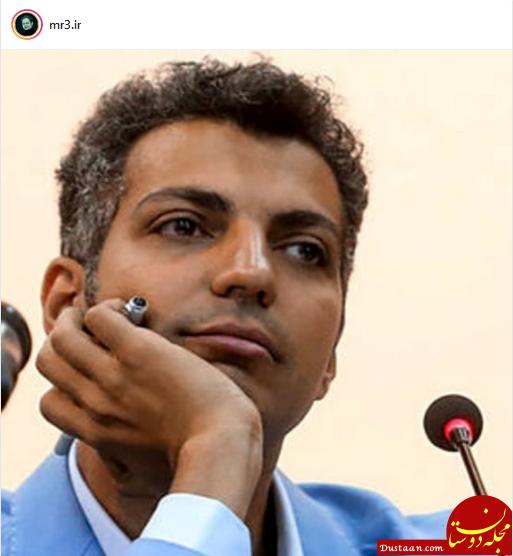 www.dustaan.com واکنش مجری مشهور به تنبیه شدن «عادل فردوسی پور»! +عکس