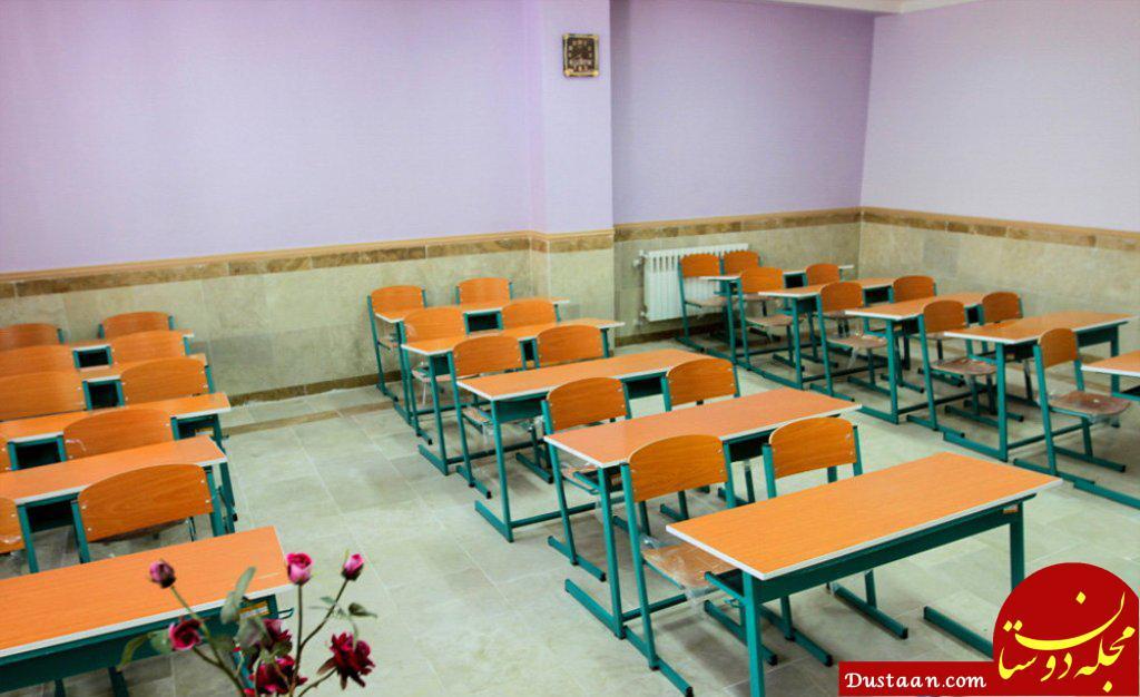 www.dustaan.com حمله خونین دانش آموز اهوازی به معاون مدرسه!