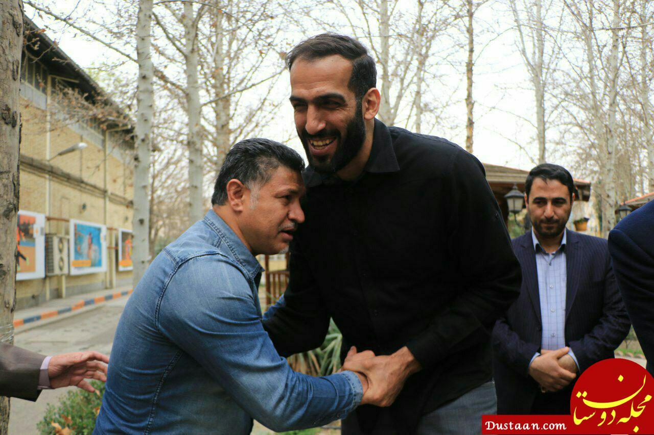 www.dustaan.com علی دایی: پرسپولیس تیمی حرفه ای و برانکو مربی باهوشی است