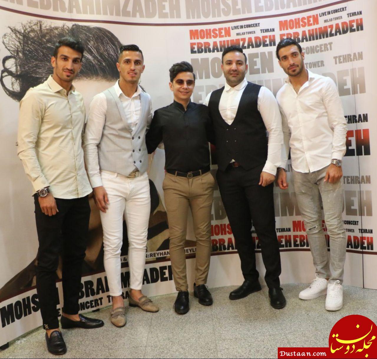 www.dustaan.com محسن ابراهیم زاده بعنوان خواننده فینال انتخاب شد