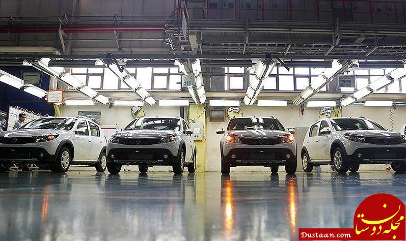 www.dustaan.com آخرین وضعیت تحویل خودروهای خانواده رنو از زبان مدیر ارشد سایپا