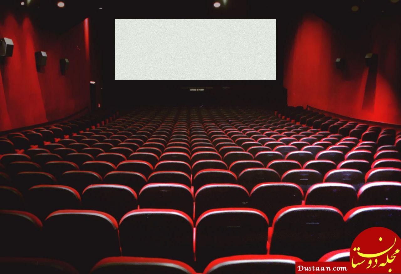 www.dustaan.com سینماها از عصر سه شنبه تعطیل می شوند