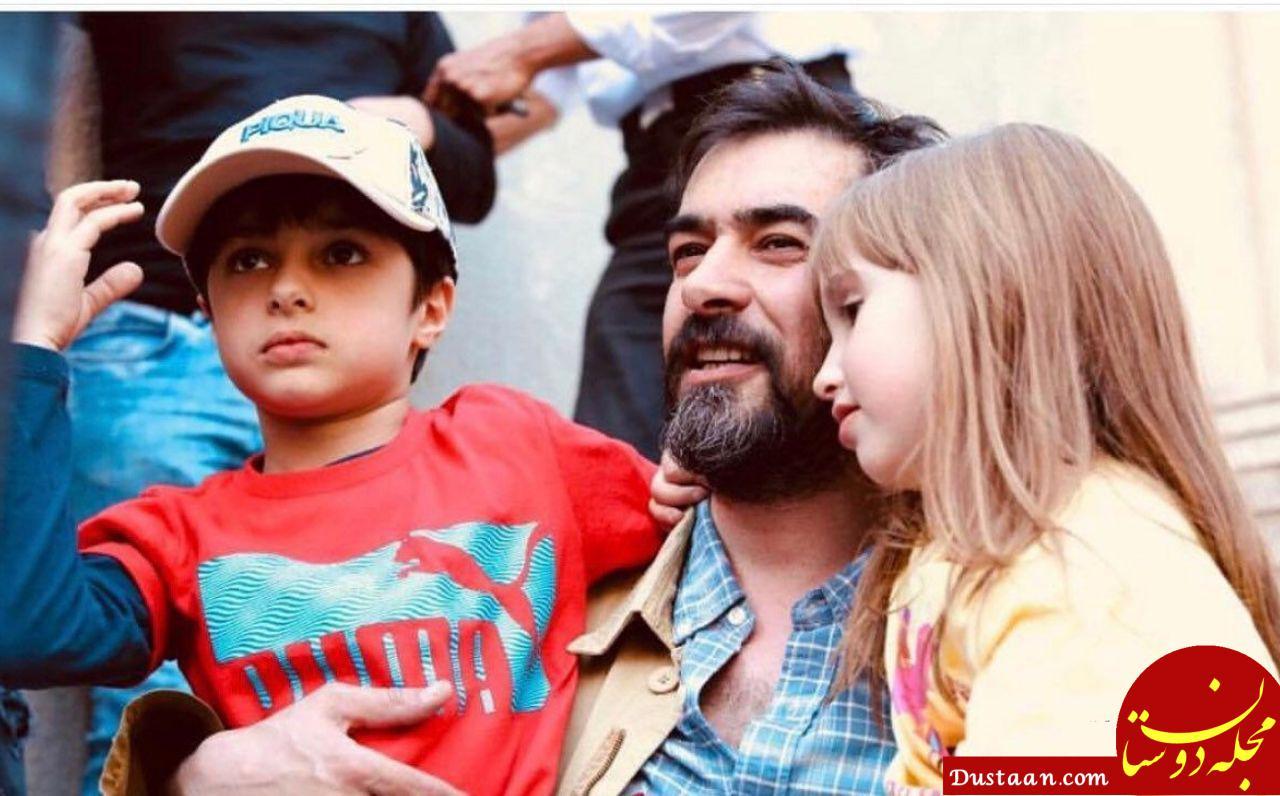 www.dustaan.com شهاب حسینی در نمایی از فیلم سینمایی «شین» +عکس و توضیحات