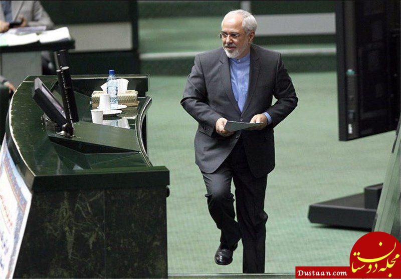 www.dustaan.com استیضاح ظریف در مجلس کلید خورد