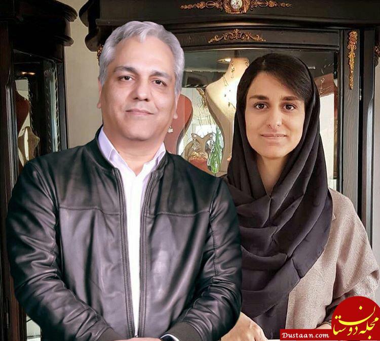 www.dustaan.com مهران مدیری و دخترش شهرزاد +عکس
