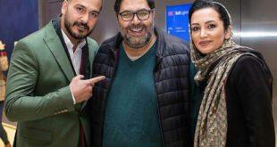 بازیگران در افتتاحیه جشنواره سینه ایران 2018 در تورنتو +تصاویر
