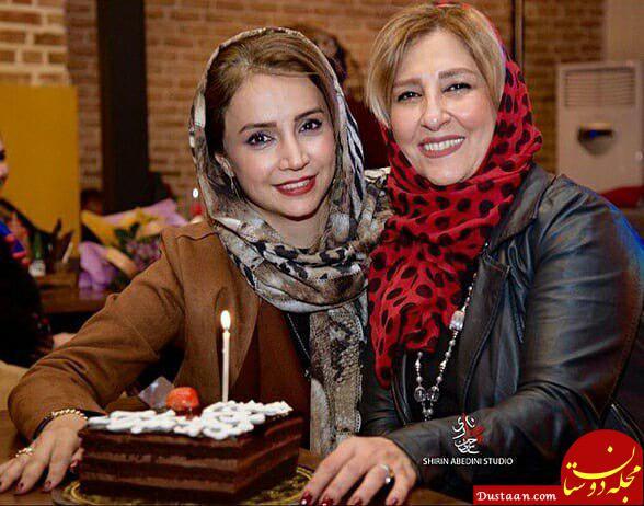 www.dustaan.com عکس های دیدنی از جشن تولد شبنم قلیخانی!
