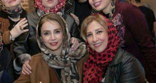 عکس های دیدنی از جشن تولد شبنم قلیخانی!