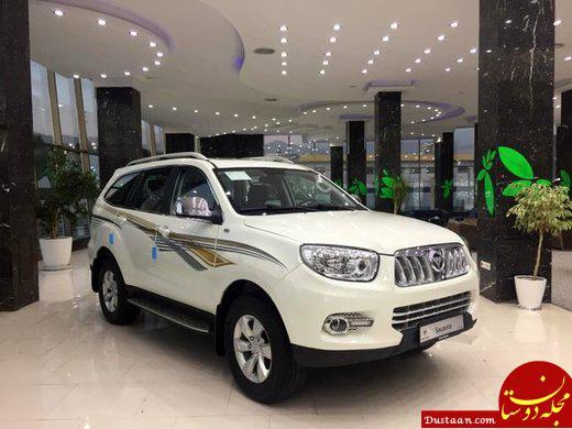 www.dustaan.com قدرتمندترین خودرو ساخت داخل بزودی وارد بازار می شود