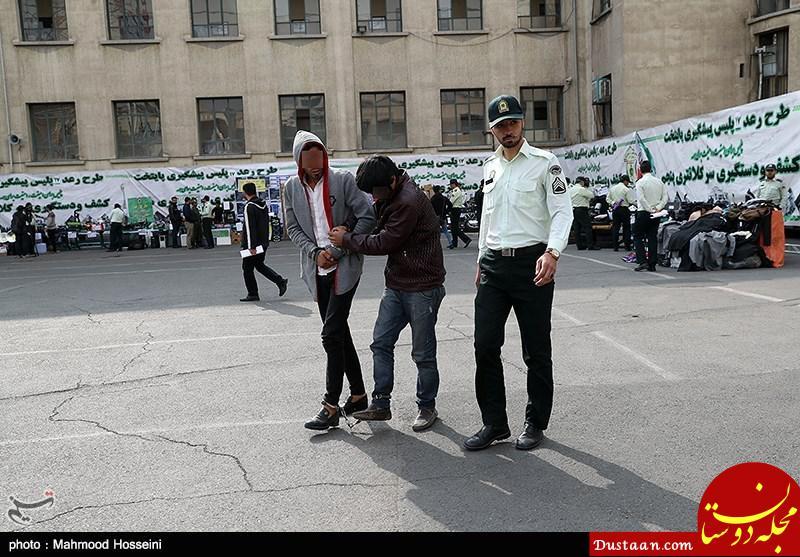 www.dustaan.com شهادت یک سرباز درتعقیب و گریز سارقان در اهواز