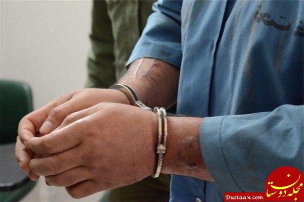 www.dustaan.com دستگیری مردی که به زنان بدحجاب تهرانی گیر می داد
