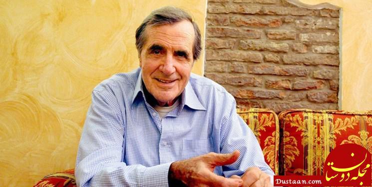 www.dustaan.com «کارلو جیوفره» بازیگر نقش «پدر ژپتو» درگذشت +عکس