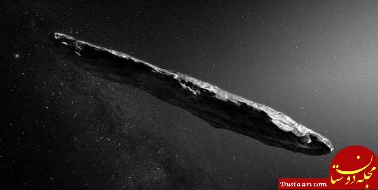 www.dustaan.com فضاپیمایی عجیب در منظومه شمسی!