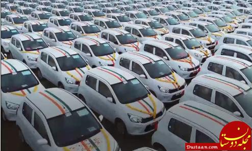 www.dustaan.com مدیری که به کارکنانش بیش از صدها خودرو و آپارتمان داده است! +تصاویر