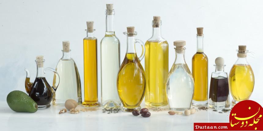 www.dustaan.com چگونه تشخیص دهیم که روغن خوراکی از مواد بازیافتی نیست؟