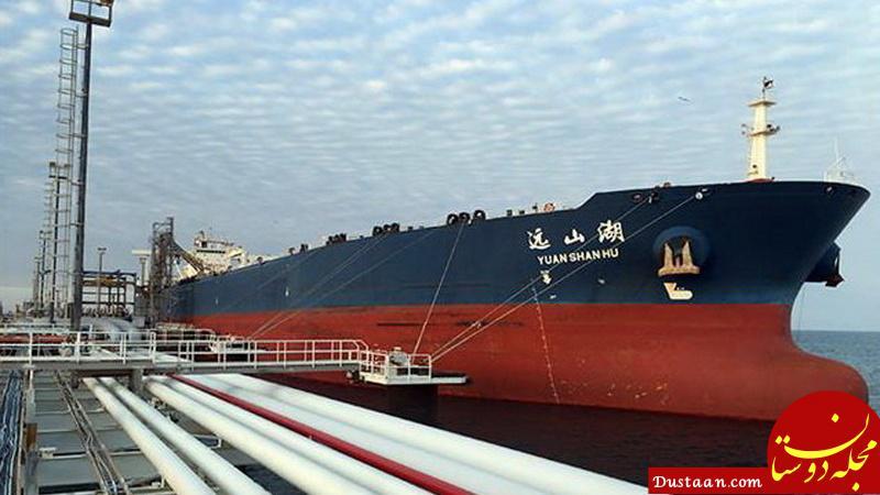 www.dustaan.com برایان هوک: احتمال حادثه برای نفتکش های ایران بالاست!