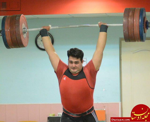 www.dustaan.com داودی رکورد یک ضرب جوانان دنیا را شکست