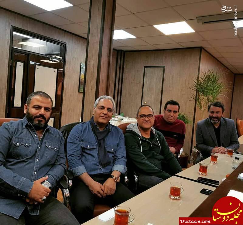 www.dustaan.com همکاری مهران مدیری و رامبد جوان در شبکه نسیم؟ +عس