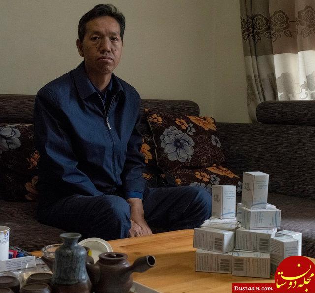 www.dustaan.com روش عجیب مردم چین در پی گرانی دارو! +عکس