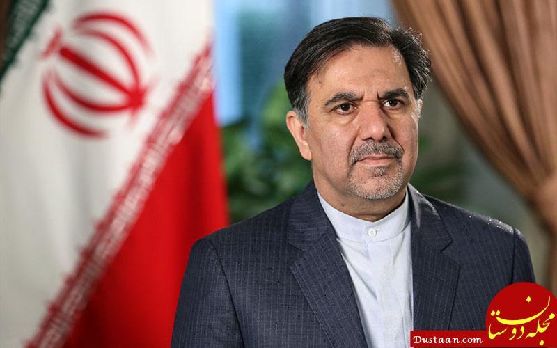 www.dustaan.com واکنش آخوندی به انتخاب نشدن به عنوان شهردار تهران