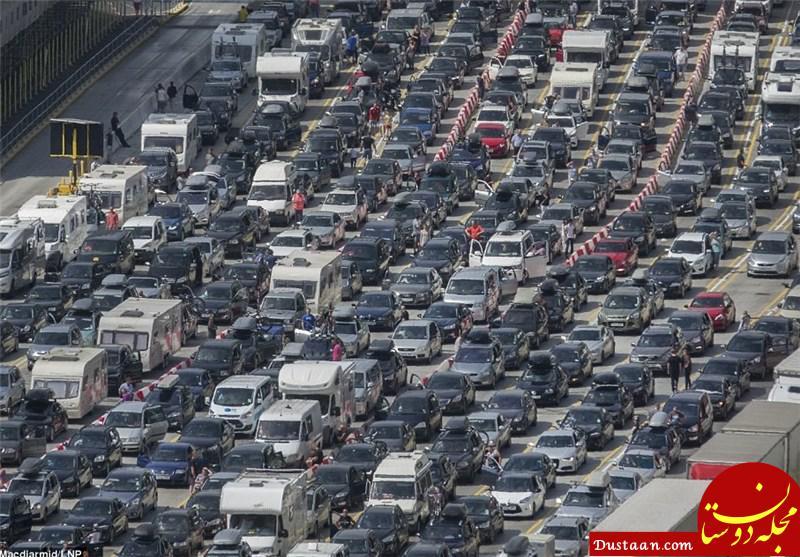 www.dustaan.com پر ترافیک ترین شهر جهان کجاست!؟