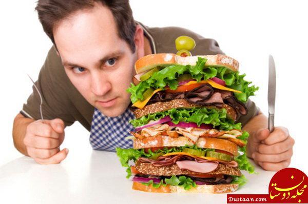 www.dustaan.com کار های ممنوعه پس از خوردن غذا!