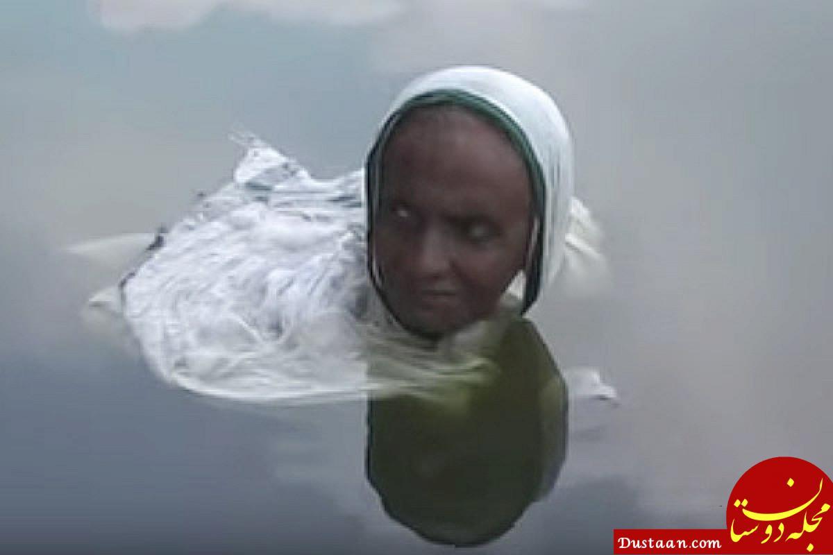 www.dustaan.com این زن از خورشید فراری است! +عکس