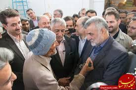 www.dustaan.com درباره پیرمردی که برای وزیر کشاورزی شعر خواند!