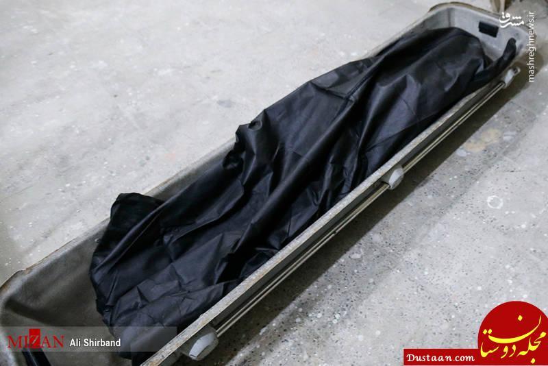 www.dustaan.com جنازه سلطان سکه و همدستش پس از اعدام +عکس
