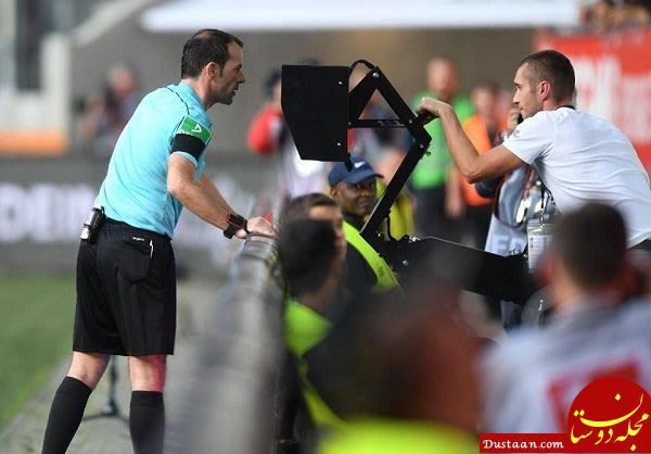 www.dustaan.com جزئیات استفاده از کمک داور ویدئویی در جام ملت های آسیا