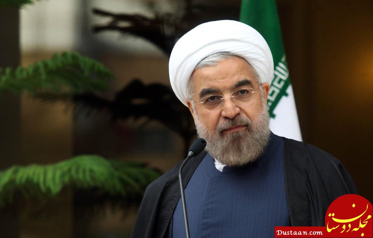 www.dustaan.com پیام تسلیت حسن روحانی در پی جان باختن رییس سازمان تامین اجتماعی و معاون حقوقی این سازمان