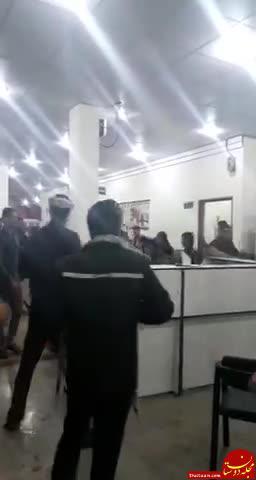www.dustaan.com درگیری شدید در بیمارستان نظام مافی شوش! +عکس