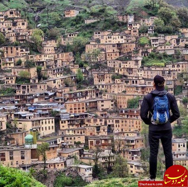 www.dustaan.com ایران از نگاه یک گردشگر آمریکایی! +تصاویر