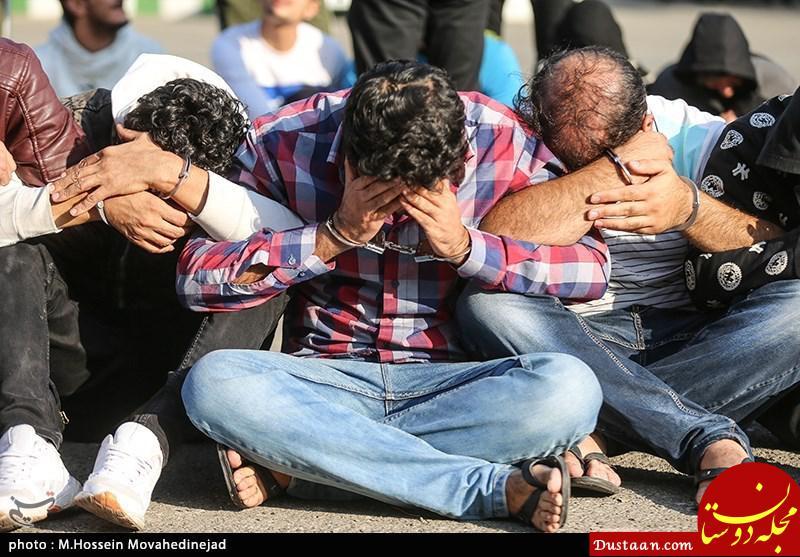 www.dustaan.com دستگیری 30 اخلالگر ارزی در کرج