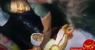 ازدواج مرد هندی با عروس مُرده در قبرستان! +عکس