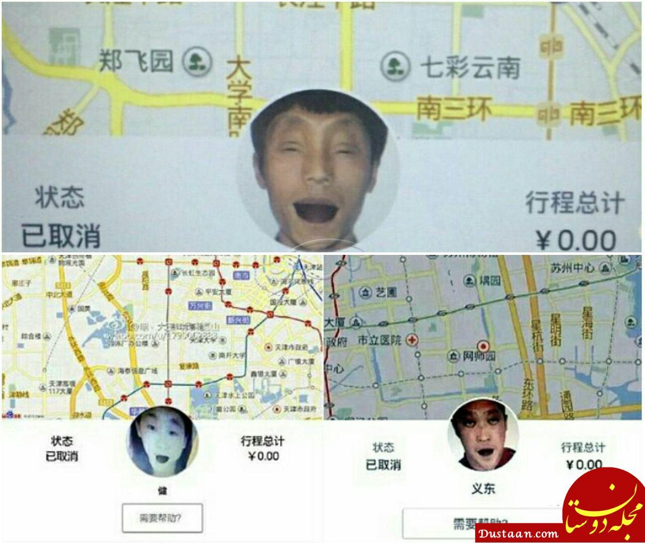 اقدام عجیب رانندگان چینی برای کسب درآمد بیشتر! +عکس