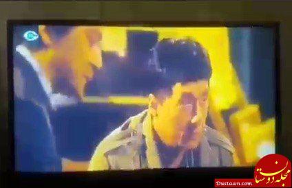 www.dustaan.com پخش صحنه رابطه جنسی از شبکه کیش! +عکس