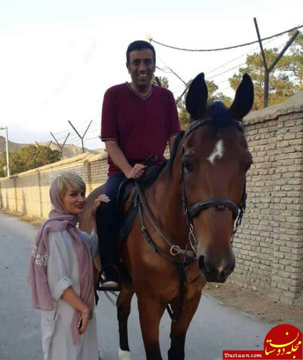 www.dustaan.com بیوگرافی و عکس های دیدنی نصرالله رادش و همسرش
