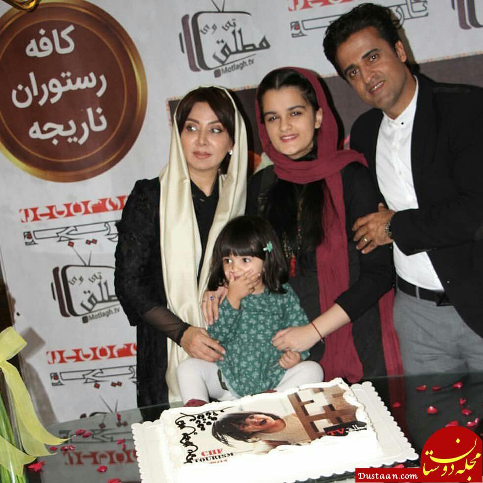 بیوگرافی و عکس های دیدنی فقیهه سلطانی و همسرش جلال امیدیان