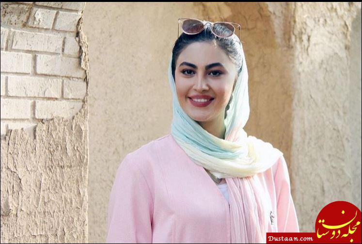 www.dustaan.com بیوگرافی و عکس های جدید مریم مومن بازیگر نقش فخر الزمان
