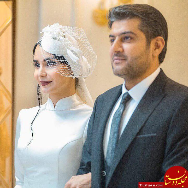 بیوگرافی و عکس های دیدنی مهدیه نساج و همسرش سامرند معروفی