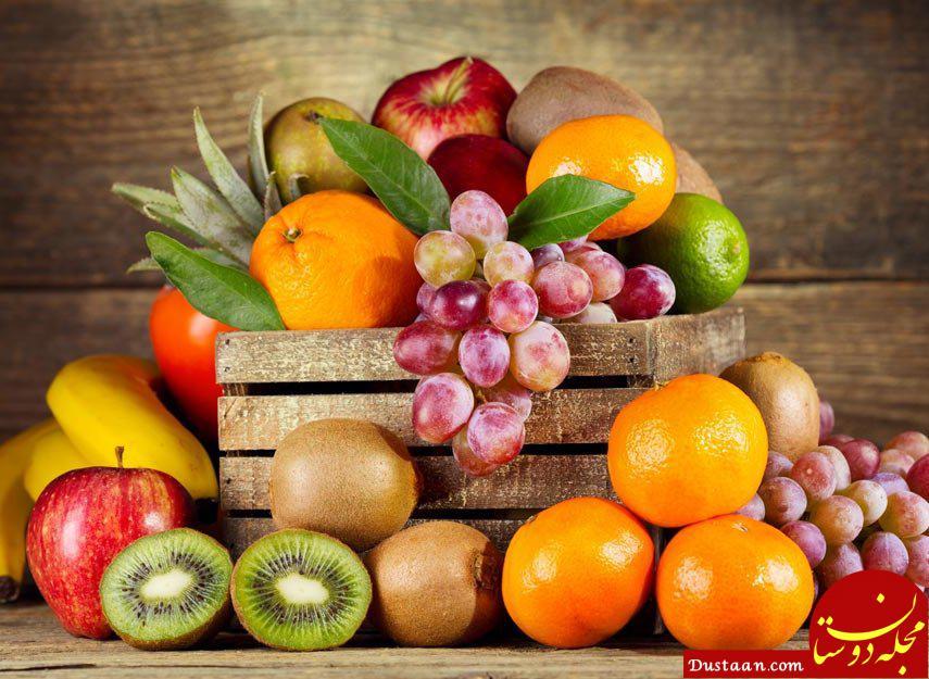 تاثیر مصرف میوه و سبزیجات در کاهش آلزایمر