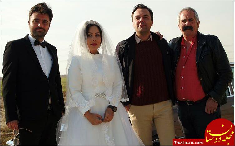 www.dustaan.com ازدواج پرستو صالحی / همسر پرستو صالحی کیست ؟ +عکس ها