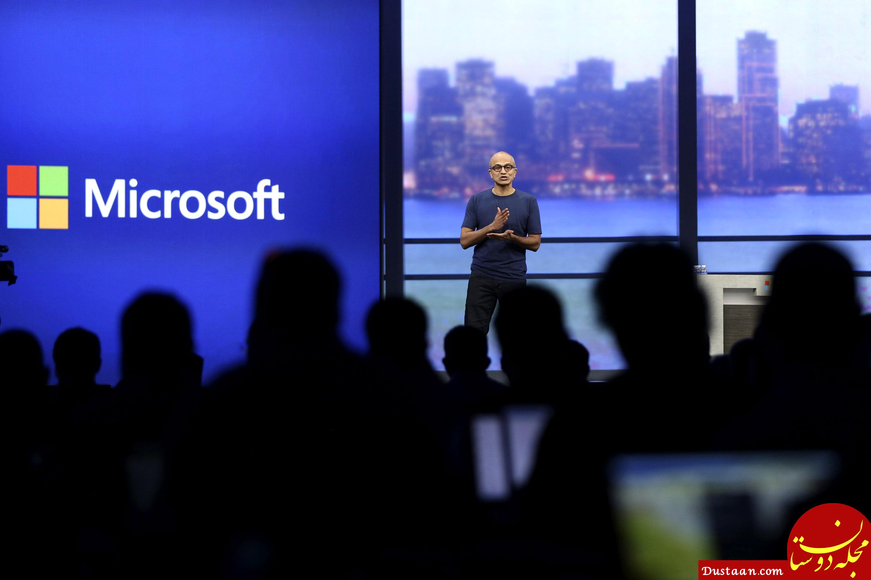 www.dustaan.com مایکروسافت گران ترین شرکت دنیا شد