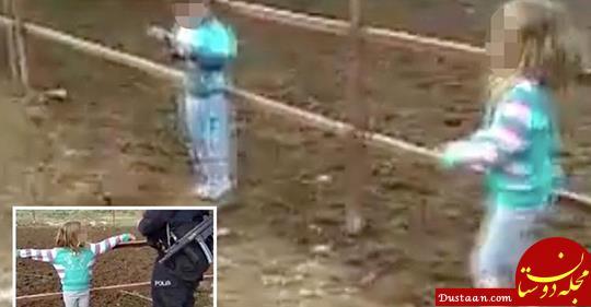 www.dustaan.com تنبیه هولناک دو دختر و پسر خردسال توسط پدر شرور! +عکس